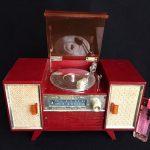 昭和の時代の「家具調ステレオ」