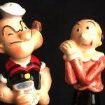 ほうれん草好きの水兵「ポパイ」、誕生から90年