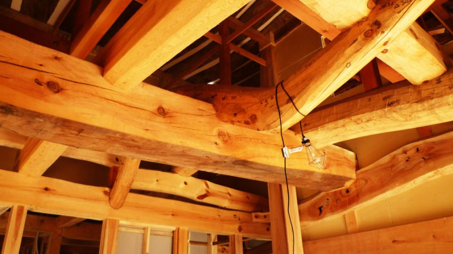 日本伝統の「木組み」技法はすごかった!