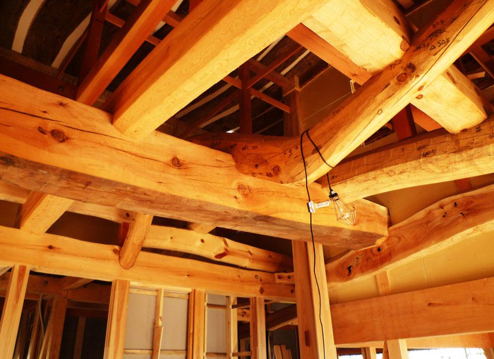 「木組み」工法