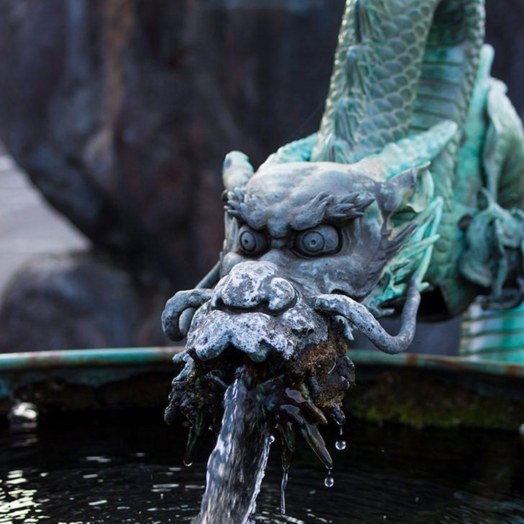 神獣・霊獣の龍
