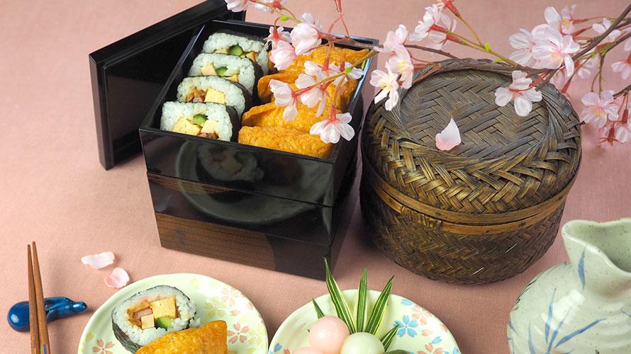 見て楽しい!食べて美味しい!日本の弁当文化
