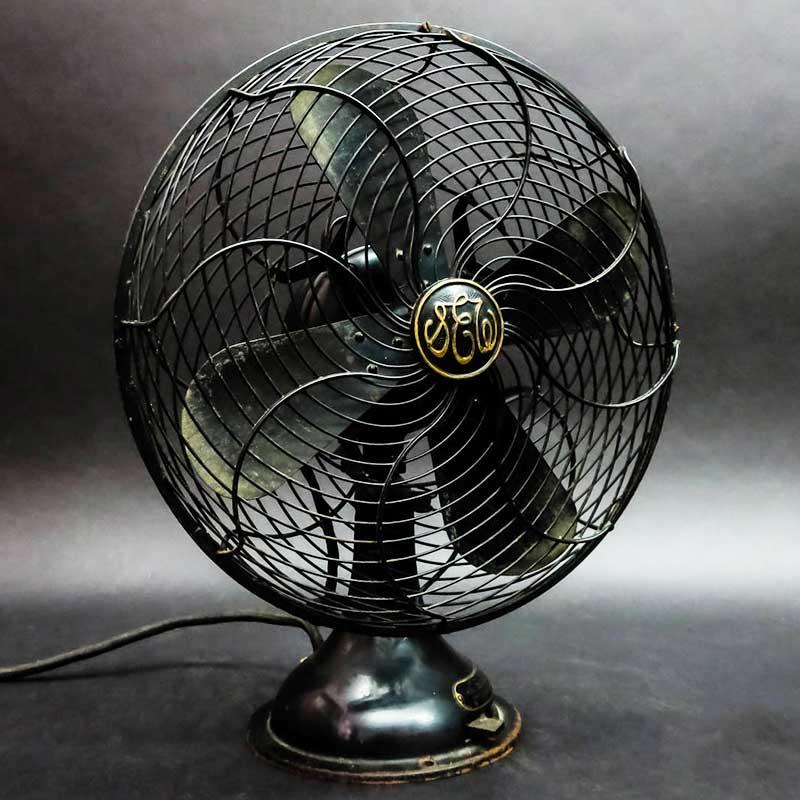 大正後期の扇風機