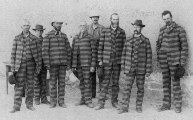米ユタ州の囚人たち