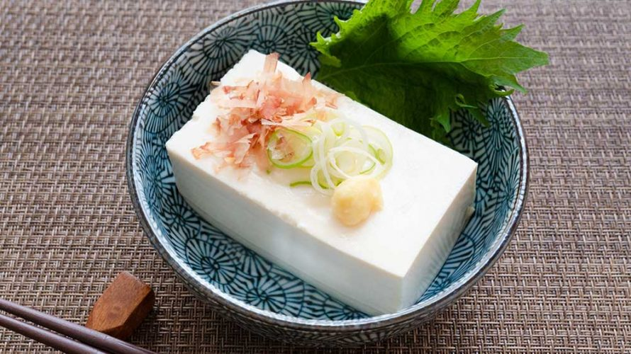 江戸時代100種もの料理レシピがあった万能な食べ物「豆腐」
