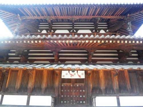 法隆寺金堂