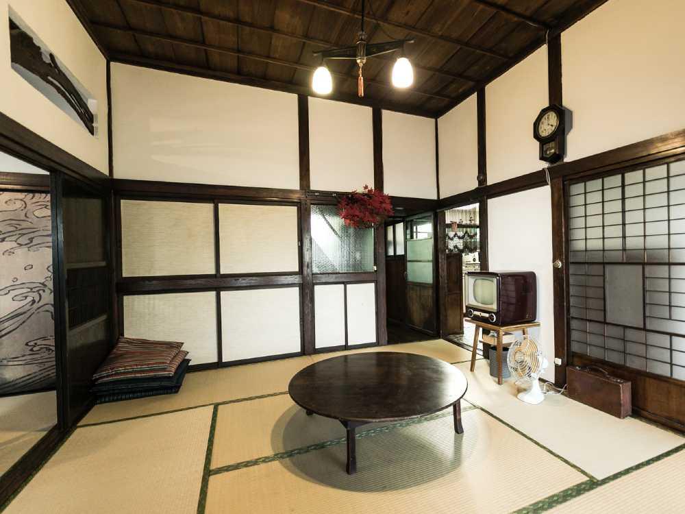 昔の日本家屋