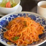 あの柔らかい麺とケチャップ味の「ナポリタン」は日本の食文化遺産⁈