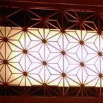 自然がつくる合理的なパターン「麻の葉文様」の六角形