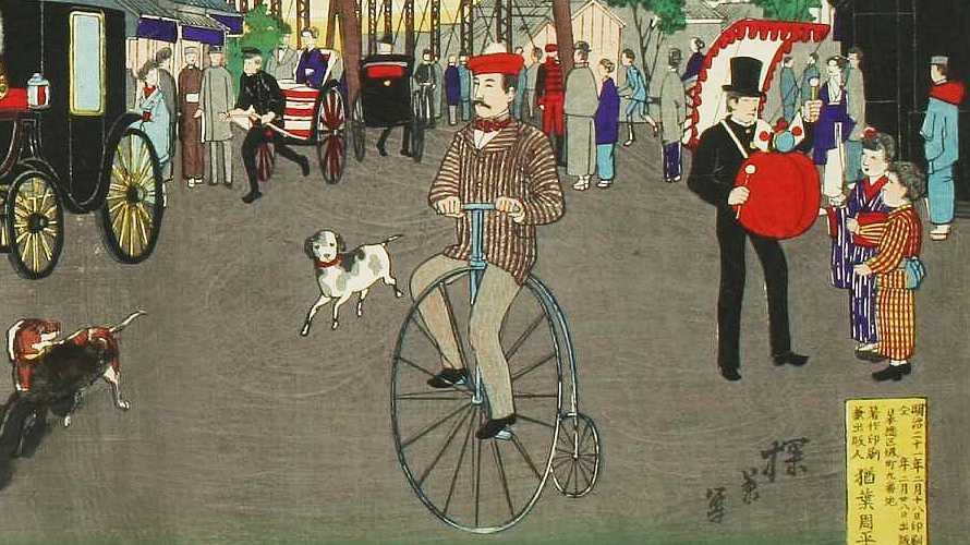 「自転車」は人間が発明した最高の乗り物⁈