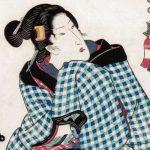 チェックよりも歴史が古い日本の「格子柄」