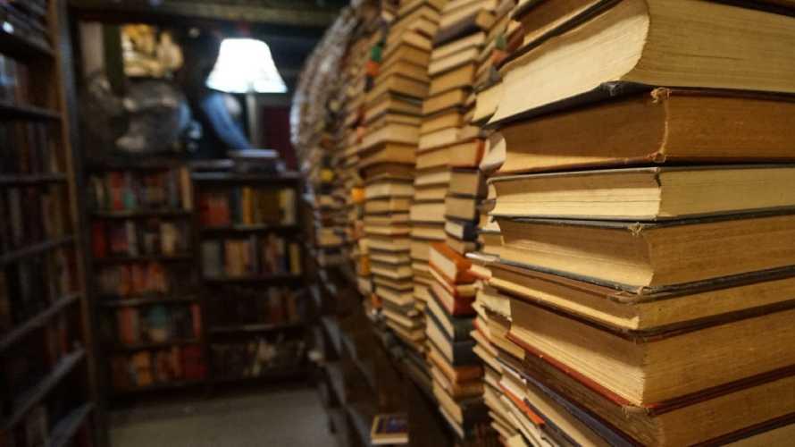 町の本屋がまた1つなくなっている…「本屋」の話