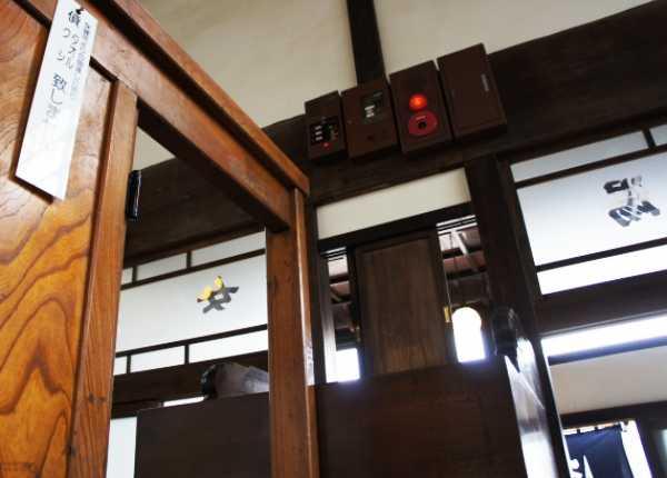 昭和の銭湯、番台
