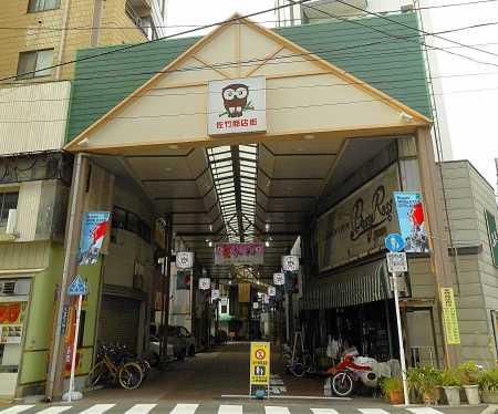 東京・御徒町の佐竹商店街