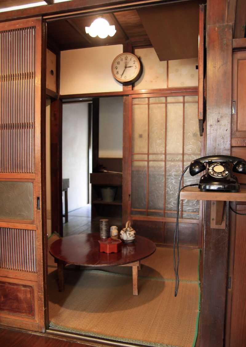 昭和30年代の茶の間