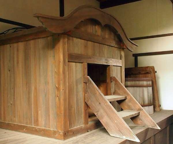 永観堂(禅林寺)の浴室