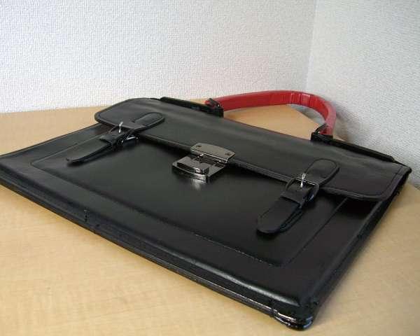 改造した学生鞄