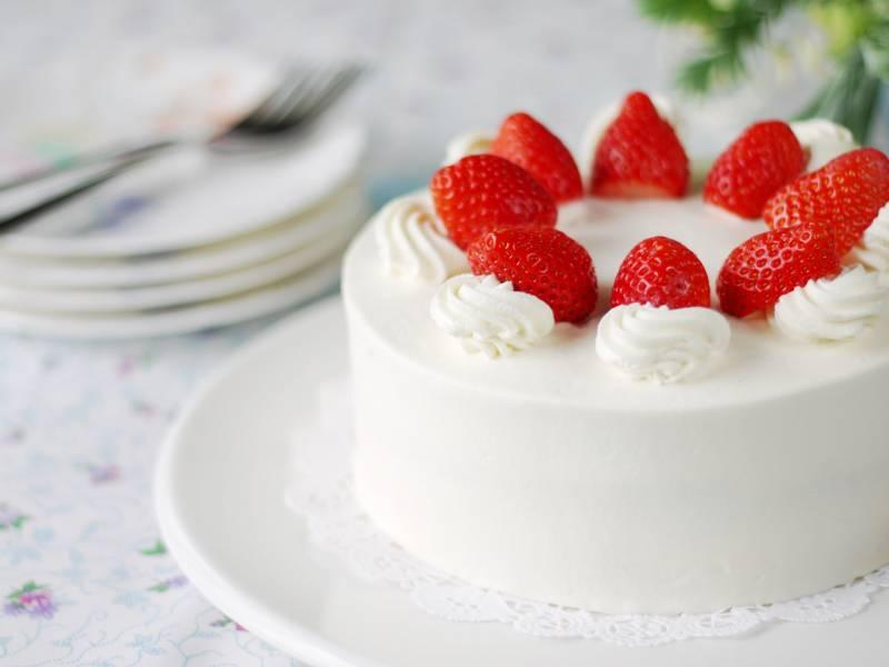 ショートケーキ、ホールケーキ