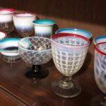 大正から昭和初期に作られた和ガラス