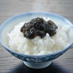 美味しいけど、見た目茶色く昭和な食べ物「佃煮」
